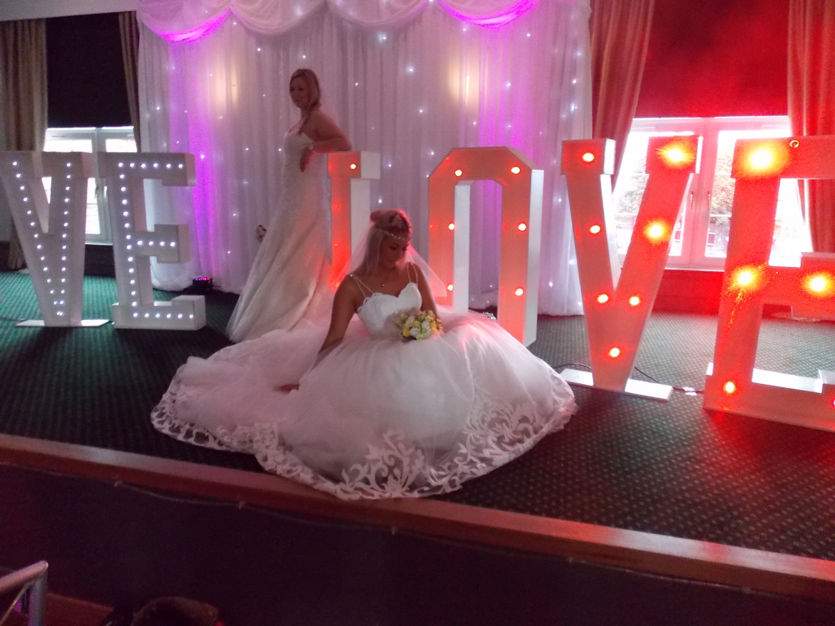 Love Letters Wedding Letters Letter Hire Fife Giant Love Letters